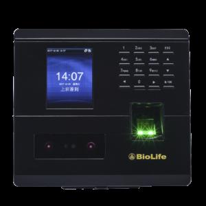 BIO-IF100臉型指紋考勤機